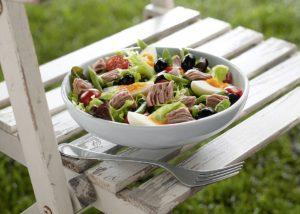 Salat Nicoise Fotohinweis: www.1000rezepte.de